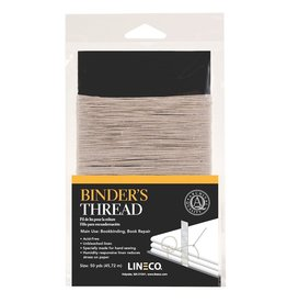 LINECO LINECO BINDER'S THREAD 50YD    402-0050