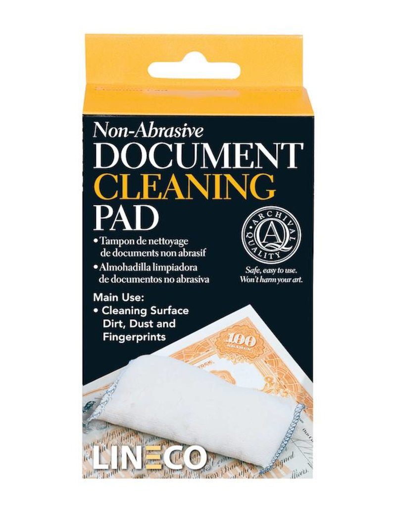 LINECO LINECO DOCUMENT CLEANING PAD    782-1004