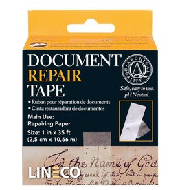 LINECO LINECO DOCUMENT REPAIR TAPE 1''X35'    901-0198
