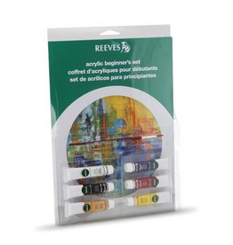 REEVES REEVES ACRYLIC BEGINNERS SET    DISC