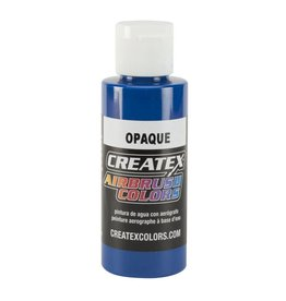 CREATEX CREATEX OPAQUE BLUE 2OZ