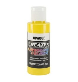 CREATEX CREATEX OPAQUE YELLOW 2OZ