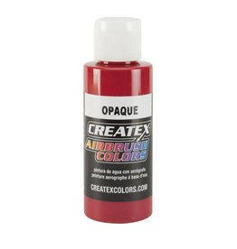 CREATEX CREATEX OPAQUE RED 2OZ