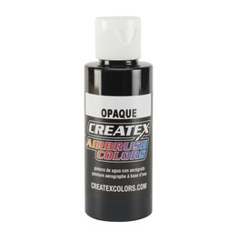 CREATEX CREATEX OPAQUE BLACK 2OZ