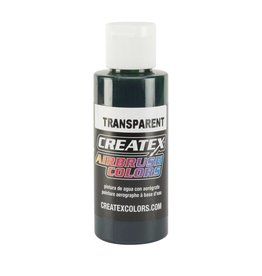 CREATEX CREATEX TRANSPARENT FOREST GREEN 2OZ