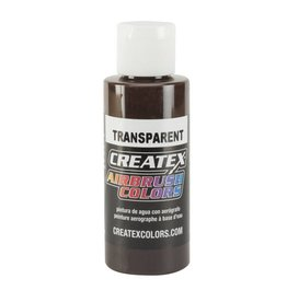 CREATEX CREATEX TRANSPARENT DARK BROWN 2OZ