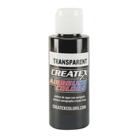 CREATEX CREATEX TRANSPARENT BLACK 2OZ
