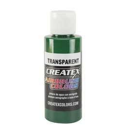 CREATEX CREATEX TRANSPARENT BRITE GREEN 2OZ