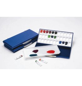 MARTIN UNIVERSAL MIJELLO FUSION LEAK-PROOF WATERCOLOUR PALETTE 33 WELL    WBR-92-WP3033B