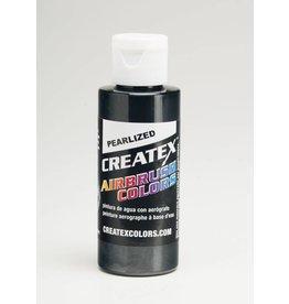 CREATEX CREATEX PEARL BLACK 2OZ
