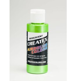 CREATEX CREATEX IRIDESCENT GREEN 2OZ