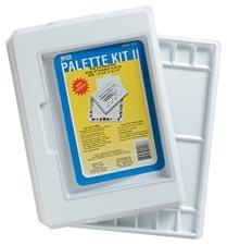 "PLASTIFORM JONES PALETTE KIT 9-3/4"" X 13-1/2""    PLS-1013-11"
