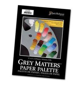 JACK RICHESON JACK RICHESON GREY MATTERS PAPER PALETTE 12X16