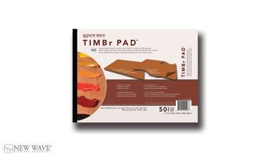 NEW WAVE ART NEW WAVE ART TIMBR PAD 9X12