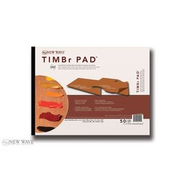 NEW WAVE ART NEW WAVE ART TIMBR PAD 12X16