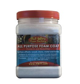 HOT WIRE FOAM FACTORY HOT WIRE ALL PURPOSE FOAM COAT 3LB
