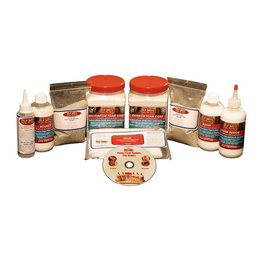 HOT WIRE FOAM FACTORY HOT WIRE FOAM COAT STARTER KIT