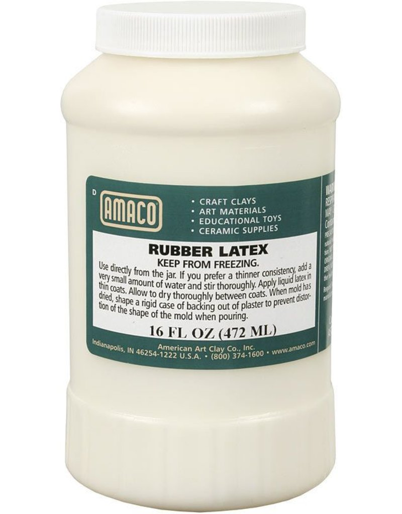 AMACO AMACO RUBBER LATEX 16OZ