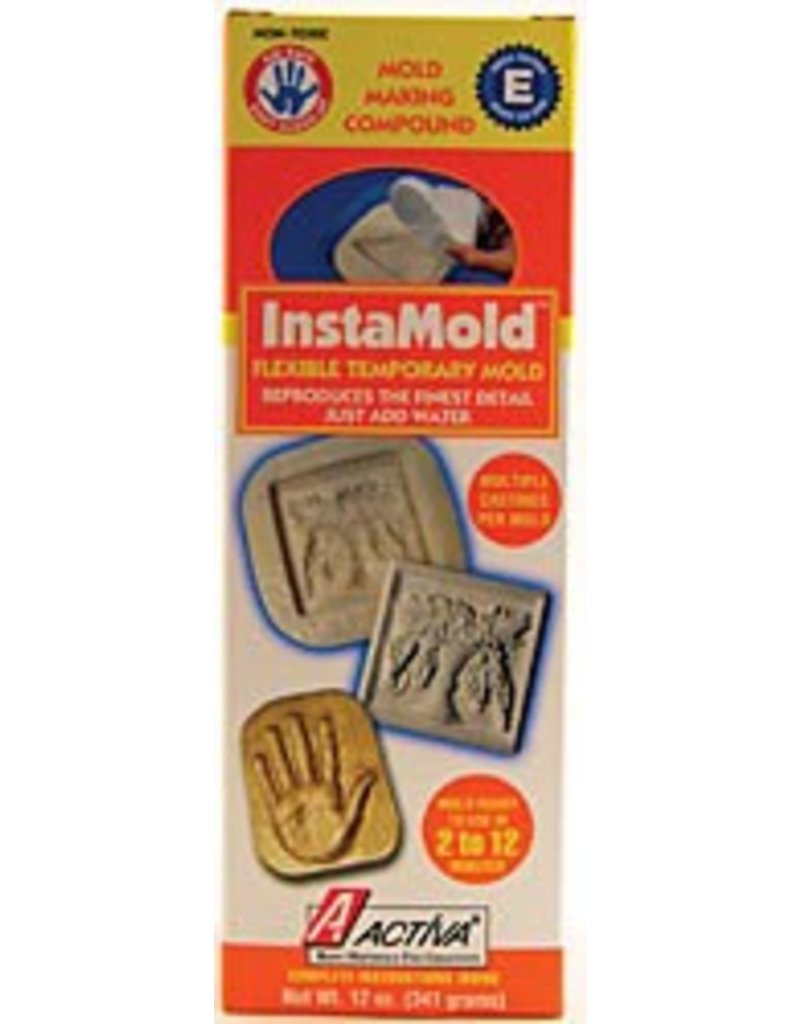 ACTIVA INSTAMOLD CANISTER 12OZ