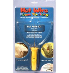HOT WIRE HOT KNIFE CRAFT KIT HWFF-K11