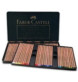 FABER CASTELL PITT PASTEL PENCIL SET/60