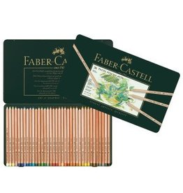 FABER CASTELL PITT PASTEL PENCIL SET/36