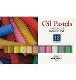 PRO ART PRO ART OIL PASTEL SET/36