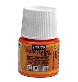 PEBEO PORCELAINE 150 SAFFRON ORANGE  45ml