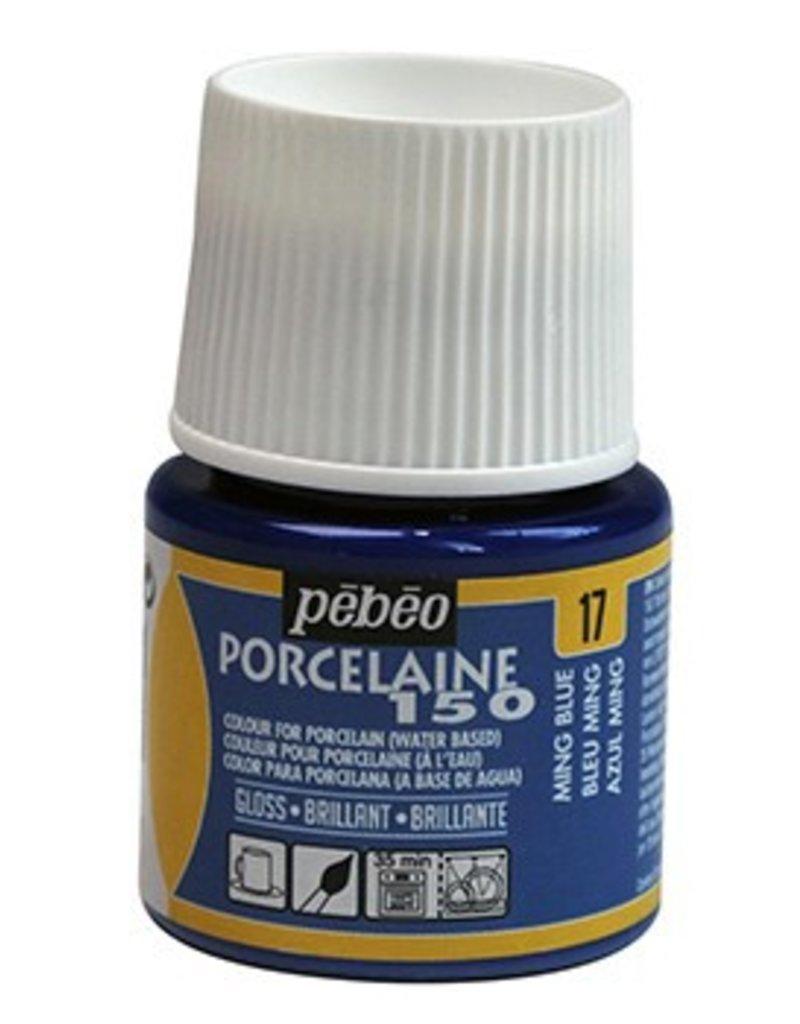 PEBEO PORCELAINE 150 MING BLUE 45ml