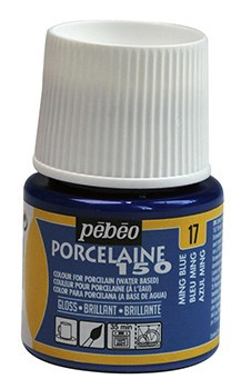 PEBEO PORCELAINE 150 MING BLUE 45ml