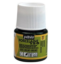 PEBEO PORCELAINE 150 OLIVINE GREEN 45ml