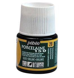 PEBEO PORCELAINE 150 AMAZONITE GREEN 45ml