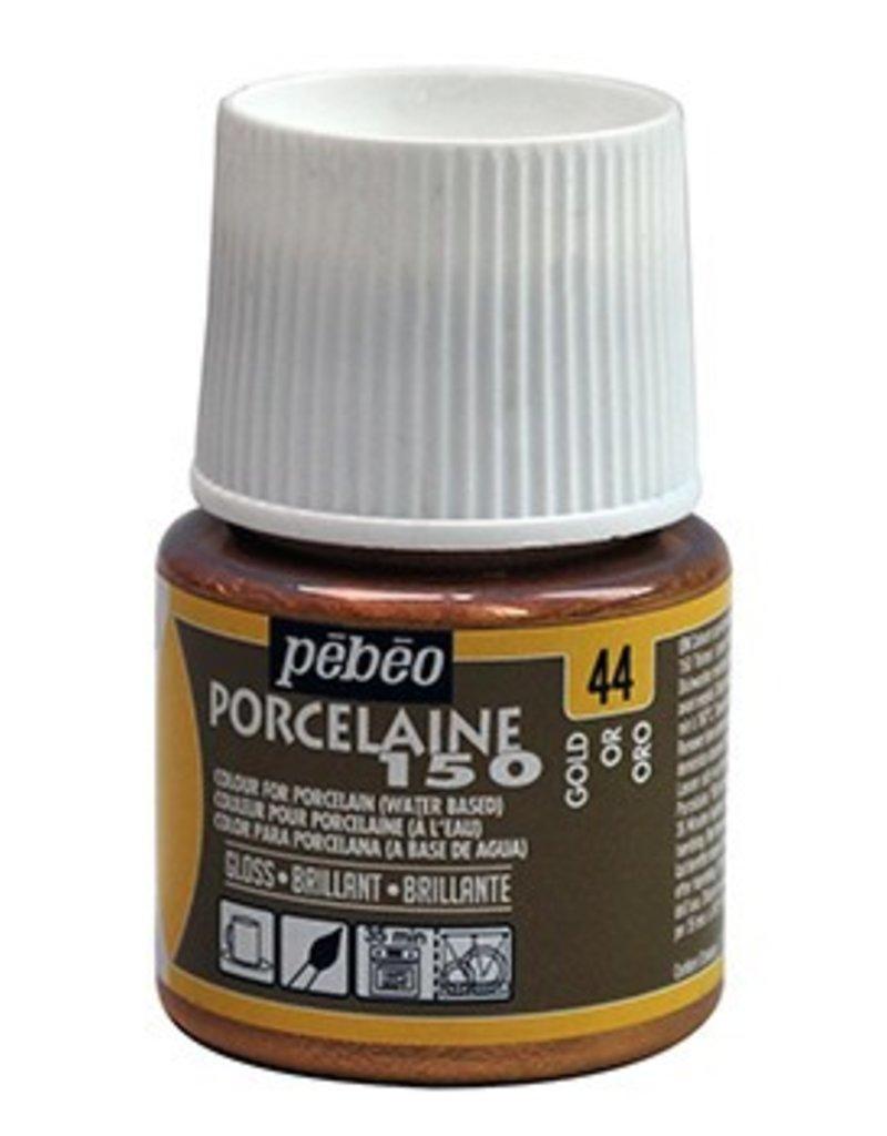 PEBEO PORCELAINE 150 GOLD 45ml