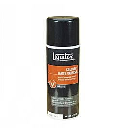 LIQUITEX LIQUITEX SOLUVAR MATTE VARNISH SPRAY