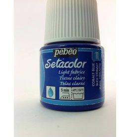 PEBEO SETACOLOR TRANSPARENT COBALT BLUE 45ML