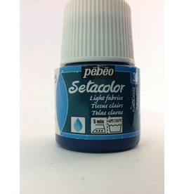PEBEO SETACOLOR TRANSPARENT TURQUOISE 45ML