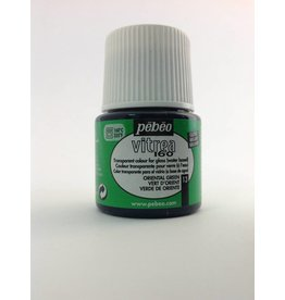 PEBEO VITREA GLOSS ORIENTAL GREEN 45ML
