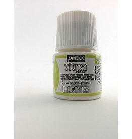 PEBEO VITREA GLOSS VEIL WHITE 45ML