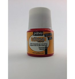 PEBEO VITREA FROSTED ORANGE 45ML