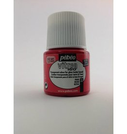 PEBEO VITREA FROSTED PINK 45ML
