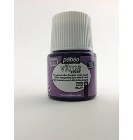 PEBEO VITREA FROSTED PURPLE 45ML