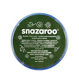 SNAZAROO SNAZAROO DARK GREEN 18ML
