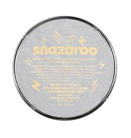 SNAZAROO SNAZAROO METALLIC SILVER 18ML