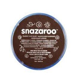 SNAZAROO SNAZAROO DARK BROWN 18ML