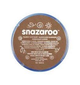 SNAZAROO SNAZAROO BEIGE BROWN 18ML