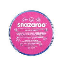 SNAZAROO SNAZAROO WB MAKEUP BRIGHT PINK 18ML