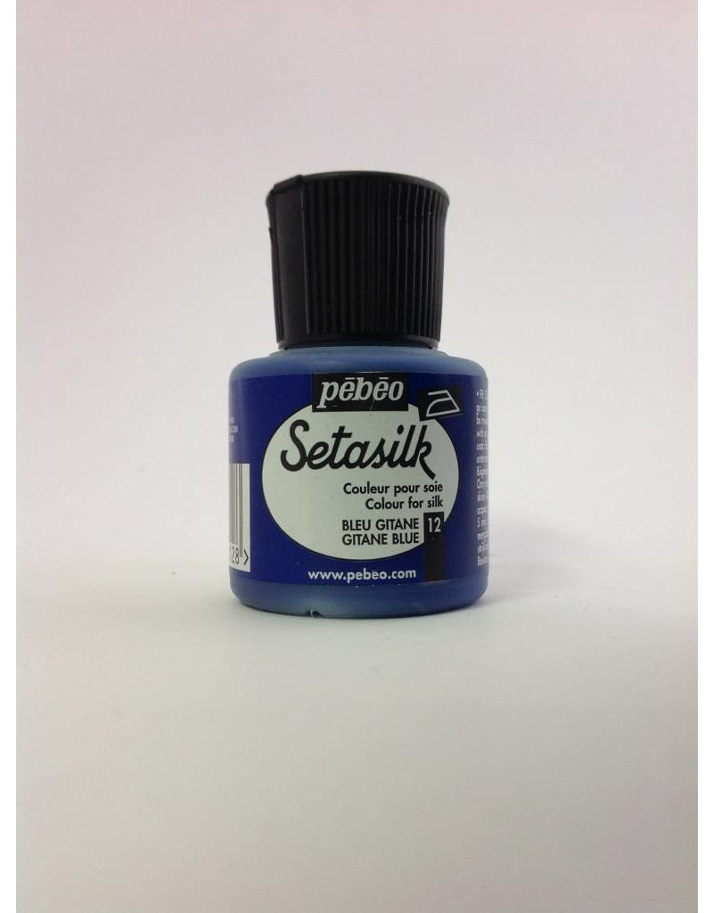 PEBEO SETASILK GITANE BLUE 45M