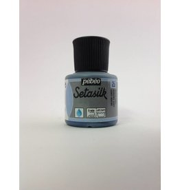PEBEO SETASILK SILVER GREY 45ML