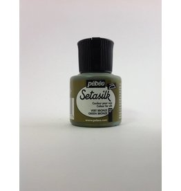 PEBEO SETASILK GREEN BRONZE 45ML
