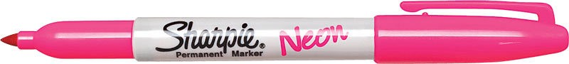 SANFORD SHARPIE NEON FINE POINT PINK